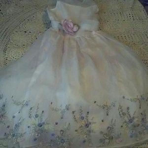 US Angels Girls Dress